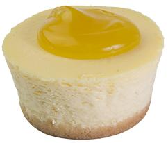 Baby Lemon Cheesecake  Individual  Bites Baby Cakes