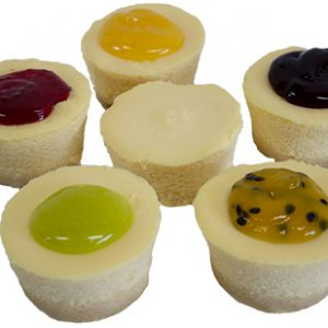 Baby Mixed Cheesecake  Individual  Bites Baby Cakes