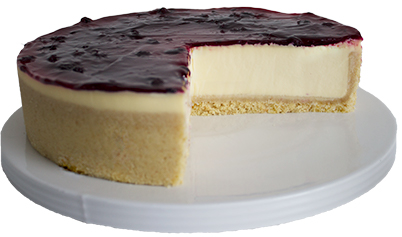 Blueberry Cheese  Large  Gateaux Cheesecakes