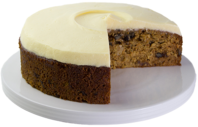 Carrot And Pineapple Cake  Large  Gateaux Fruit Cakes