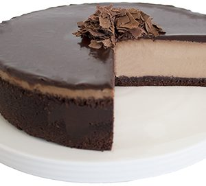 Chocolate Cheese  Large  Gateaux Cheesecakes