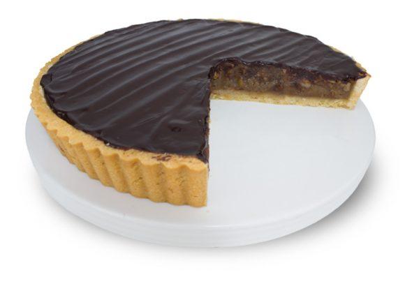Chocolate Pecan Pie 28cm  Large  Gateaux Tarts 28cm