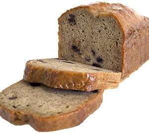 Banana Blueberry Bread  Large  Bakes Fruit Breads