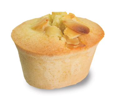 Almond Friands  Individual  Bites Friands