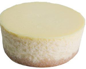 Gluten Free Classic New York Cheesecake  Individual  Delights Classics