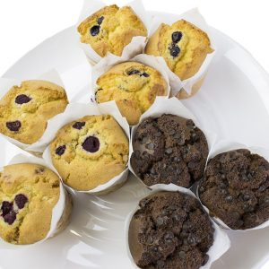 Gluten Free Mixed Muffins  Individual  Delights Muffins