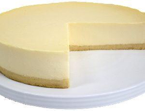 Gluten Free New York Cheesecake  Large  Gateaux Cheesecakes