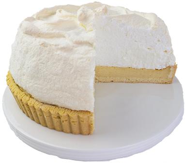 Lemon Meringue Pie 28cm  Large  Gateaux Tarts 28cm