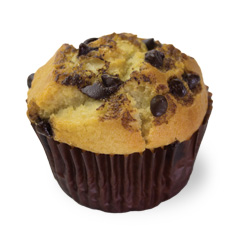 Mini Banana Choc Chip Muffin  Individual  Delights Muffins