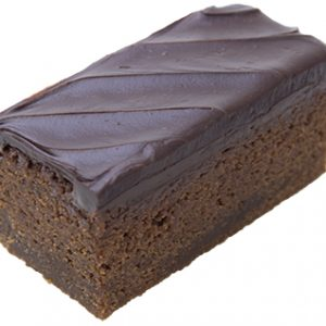 Chocolate Mud Slice  Individual  Delights Slices
