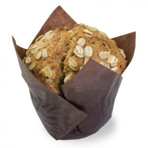 Apple Cinnamon Hi Bran Muffin  Individual  Delights Muffins