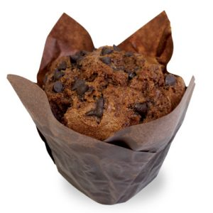 Double Choc Muffin  Individual  Delights Muffins