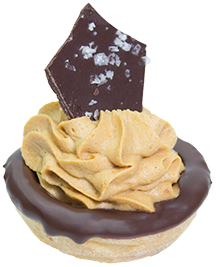 Salted Caramel Mini Tart  Individual  Treats Mini Tarts