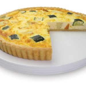 Vegetarian Quiche 28cm  Large  Savoury Quiche