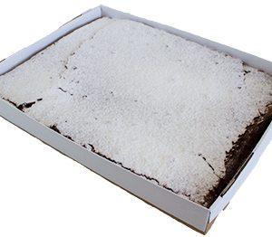 Chocolate Brownie Slab  Large  Bakes Slabs