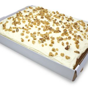 Carrot Cake Slab  Large  Bakes Slabs