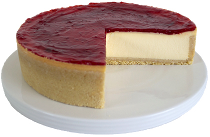 Strawberry Cheesecake  Large  Gateaux Cheesecakes