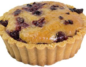 Mixed Berry Tart 10cm  Individual  Delights Tarts 10cm