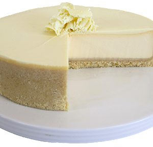 White Chocolate Cheesecake  Large  Gateaux Cheesecakes