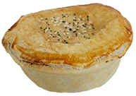 Chicken And Mushroom Pie  Large  Savoury Pies